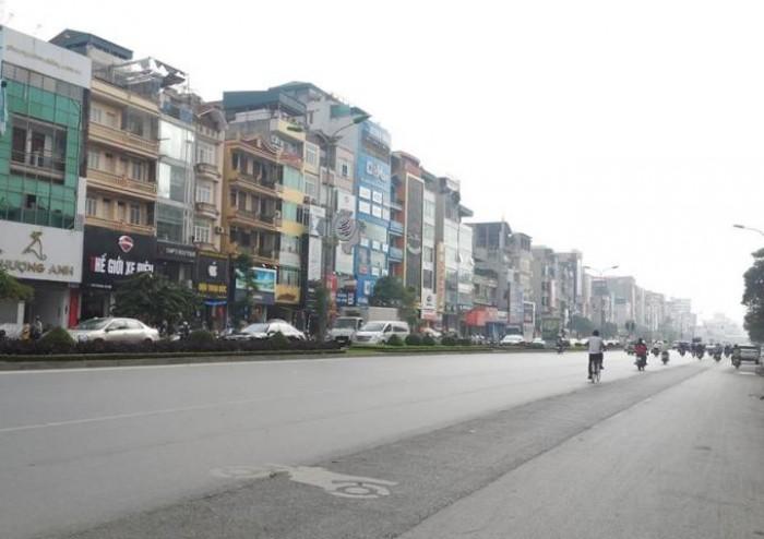 Bán đất giáp mặt phố Xã Đàn 110m giá 15.4 tỷ, mặt ngõ thông ô tô, cách mặt phố chỉ 10m