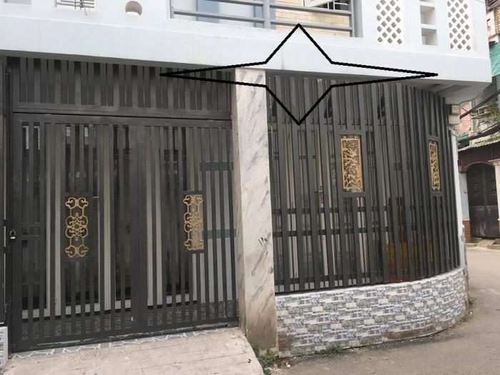 Bán nhà Gò Vấp Thống Nhất lô góc HXH 55m 2 lầu