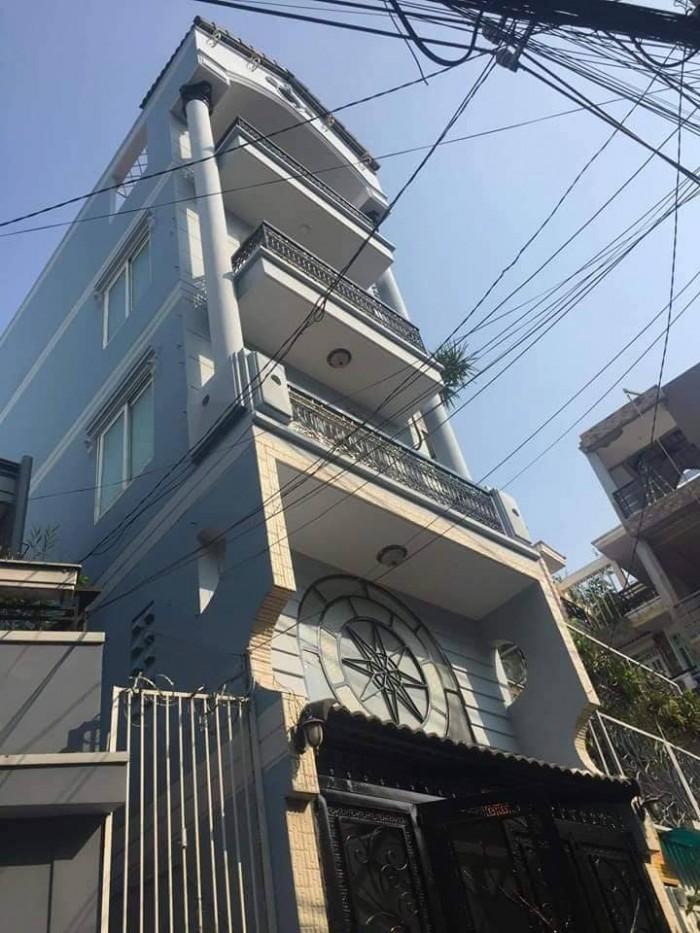 Bán nhà Trung Tâm Quận Phú Nhuận, hẻm nhựa Ô tô tránh Giá 5.55 tỷ