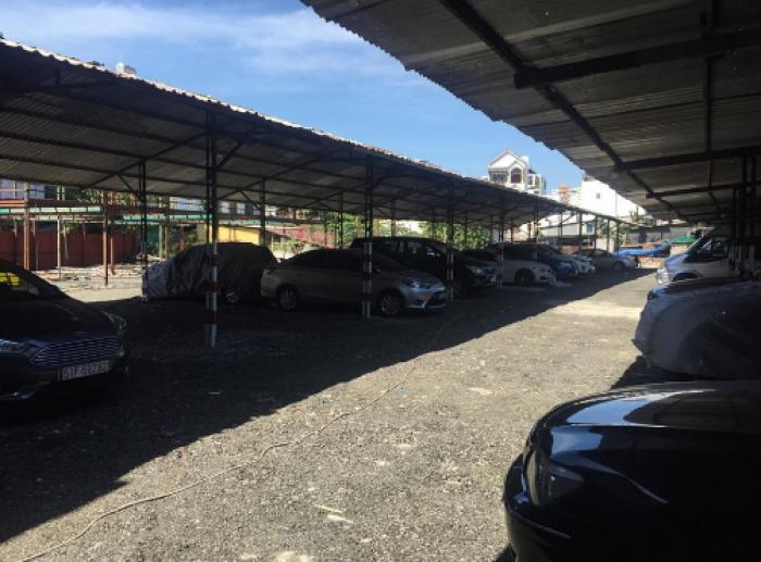 Bán nhanh trong 2 ngày – bãi xe 1168m2 mt Vĩnh Hội giá 3,9 tỷ.