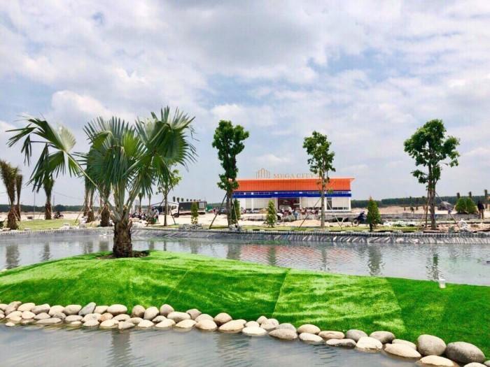 Bán đất nền dự án Mega city 2 - Gần Phà Cát Lái - đầu tư để sinh lời - Giá 600tr/100m/shr