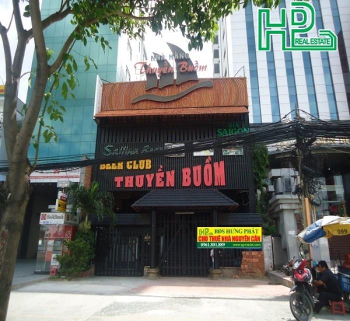 Bán nhà mặt tiền Điện Biên Phủ, Phường 25, 5x11 giá 9.95 tỷ.