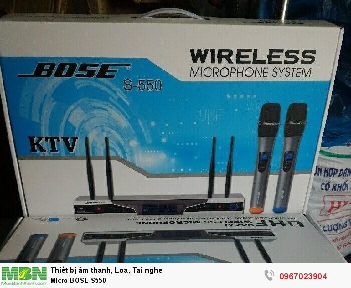 Micro BOSE S5500