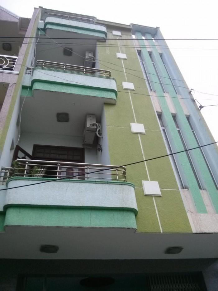 !!Tin Nóng!!!Bán nhà MT lớn 4m x 21m đường Trần Hưng Đạo, Q1. Giá rẻ siêu tốt