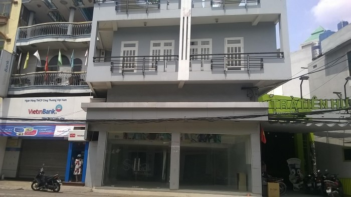 Bán nhà mặt tiền kinh doanh Điện Biên Phủ, 61m2 giá rẻ 10 tỷ.