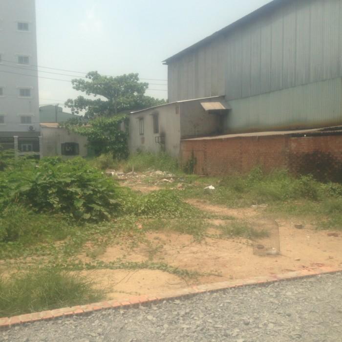 Cần bán gấp 2 lô đất thổ cư liền kề  4x17,5m,hẻm 2 xẹc Hương Lộ 2,Bình Tân.