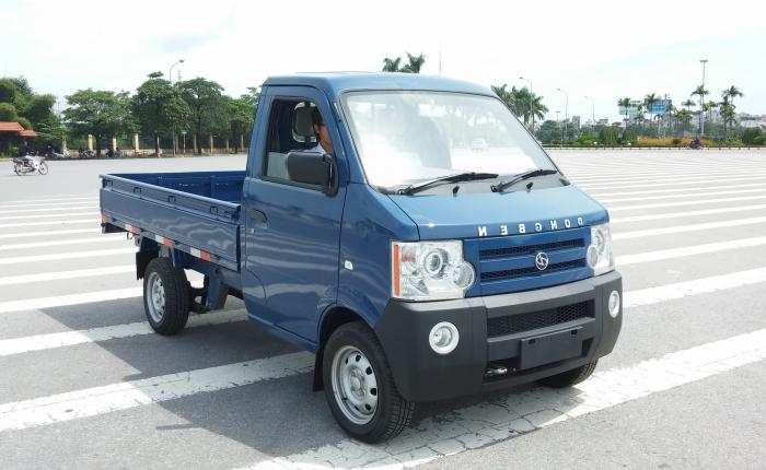 Xe tải dongben 870kg thùng lững 2018