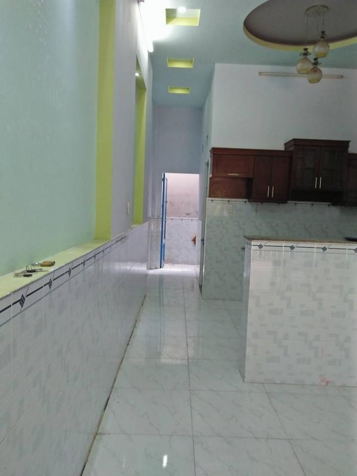 Bán nhà Thới Tam Thôn Hóc Môn sổ riêng 5.5*18m