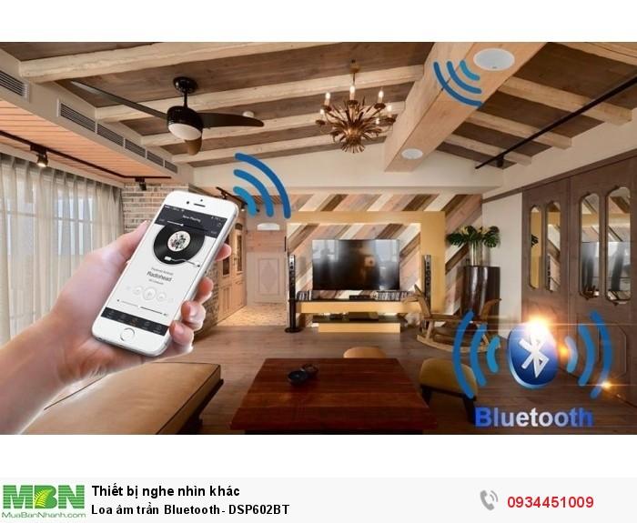 Loa âm trần Bluetooth- DSP602BT0