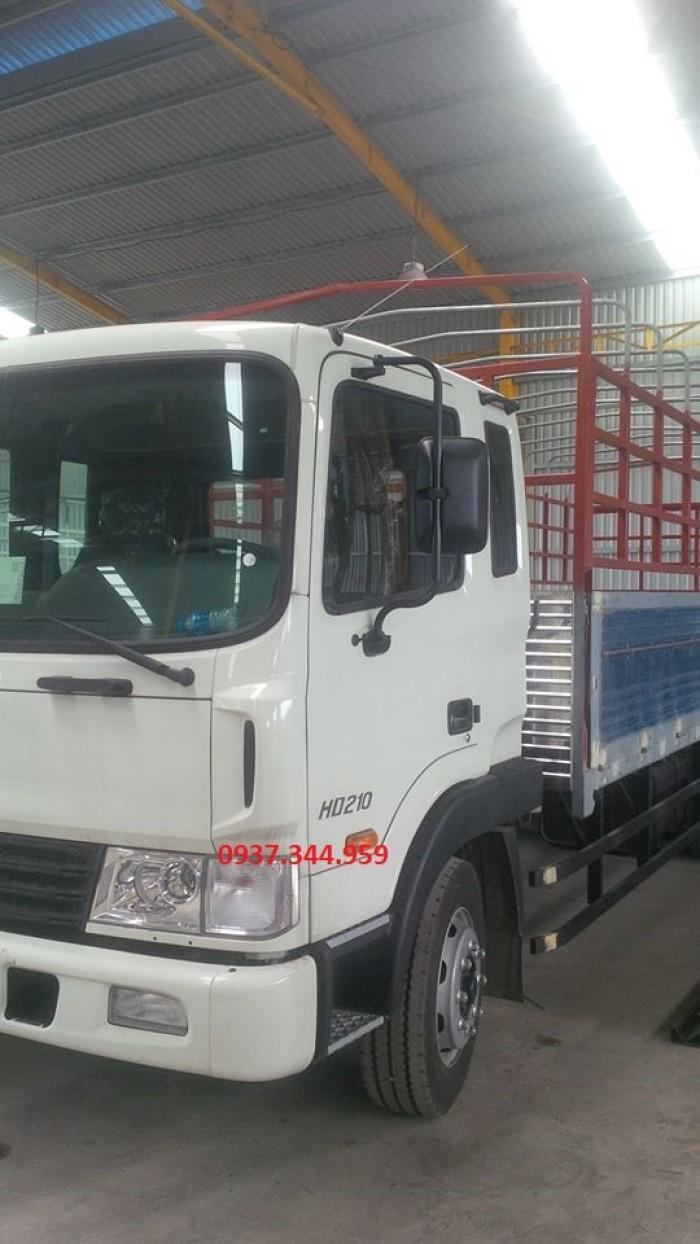 Xe Tải HD210 nhập khẩu Hàn Quốc 2016 xe tải 15 tấn