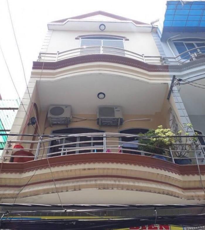 Nhà MT Lê Duy Nhuận Khu K300,4x9.2m,3 Tầng ÔTÔ Tránh Nhau