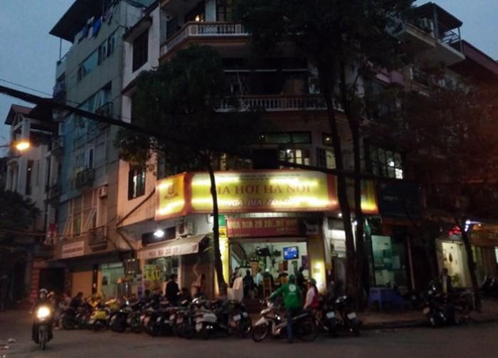 Bán nhà Lô Góc 6 tầng Mặt phố Trần Quang Diệu MT 13m Kdoanh đỉnh