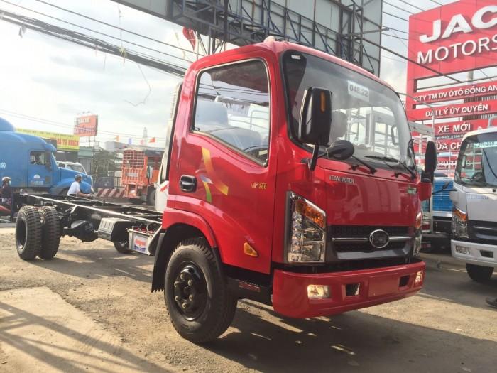 Bán xe tải veam vt260 giá cạnh tranh
