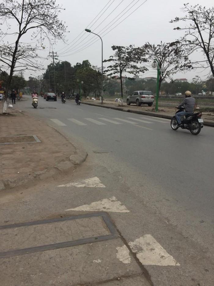 Bán đất Kim Giang 76m2 ngõ ô tô mặt tiền 4.5m