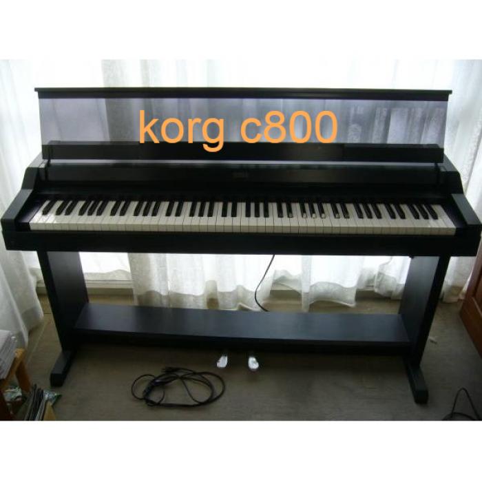 Piano korg C8001