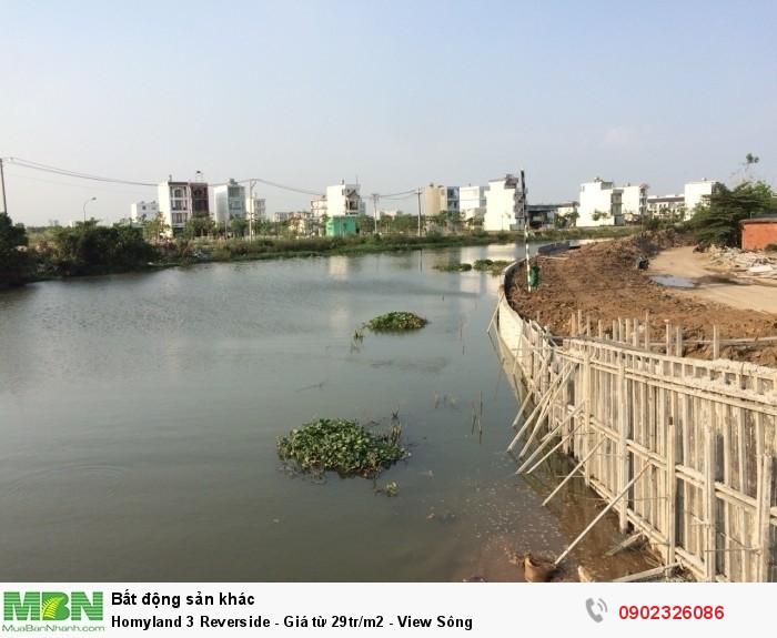 Homyland 3 Reverside - View Sông