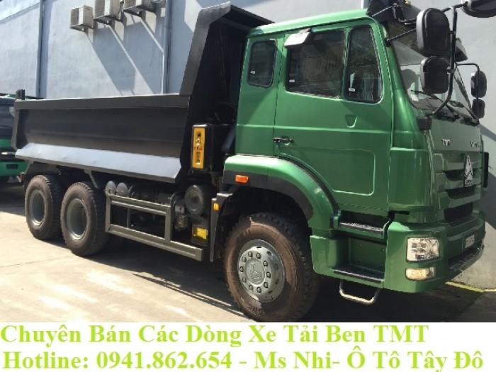 Tôi Muốn bán Dòng Xe Ben TMT 3 Chân- 13 tấn-Có Bán Góp-LÃi suất ưu đãi 0