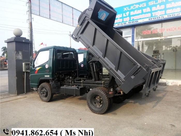 Tìm Mus Xe Ben TMT 2 tấn/2 tấn 4/2 tấn rưỡi/2500kg Giá Cạnh Tranh-Ô Tô Tây Đô 2