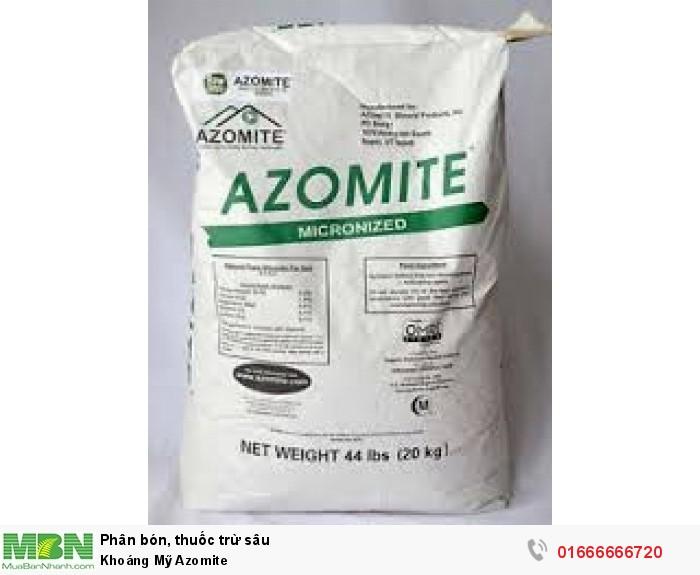 Azomite - Khoáng Mỹ Azomite - khoáng tạt0