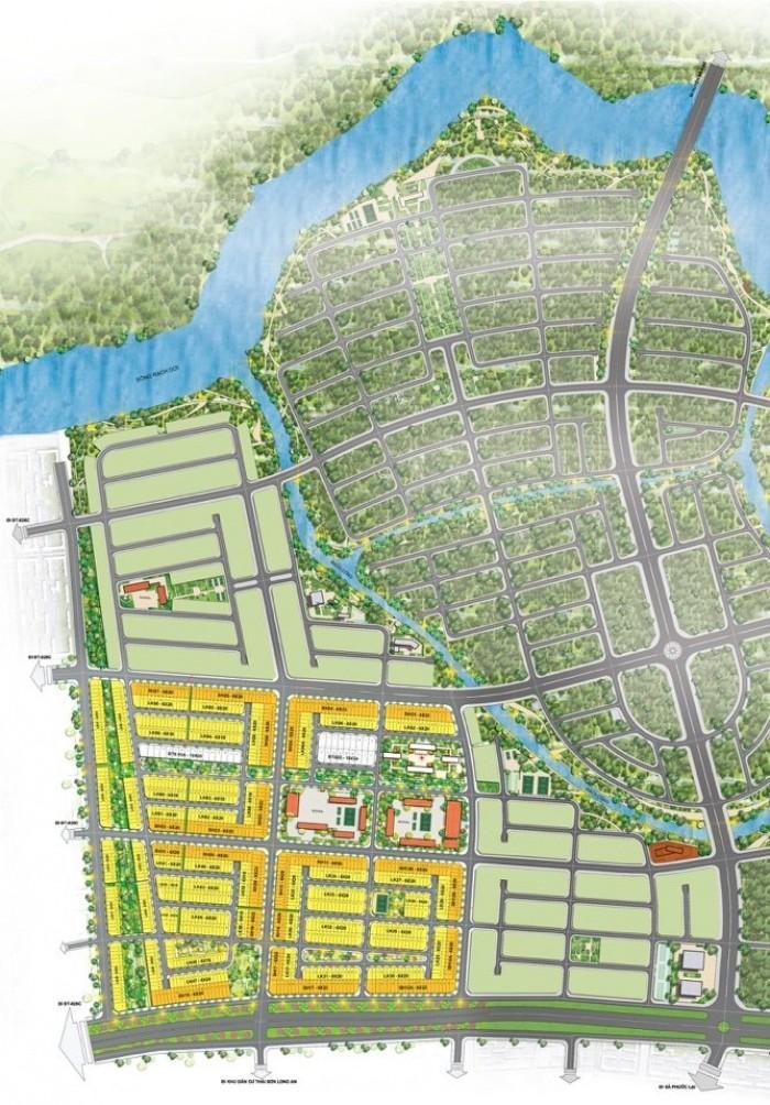 Giữ chỗ ưu tiên đất nền dự án hot nhất phía nam T&T Long Hậu giá siêu ưu đãi