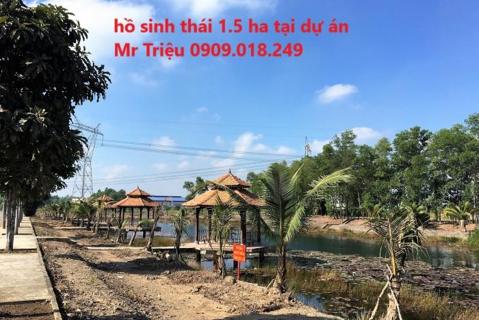 Bán đất KDC An Hạ Lotus, Phạm Văn Hai, Bình Chánh, SHR, XDTD