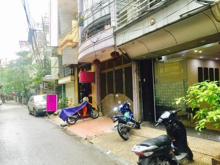 Bán nhà PL ô tô tránh vỉa hè, KD, Phố Kim Đồng, quận Hoàng Mai, 48m, 5 tầng.