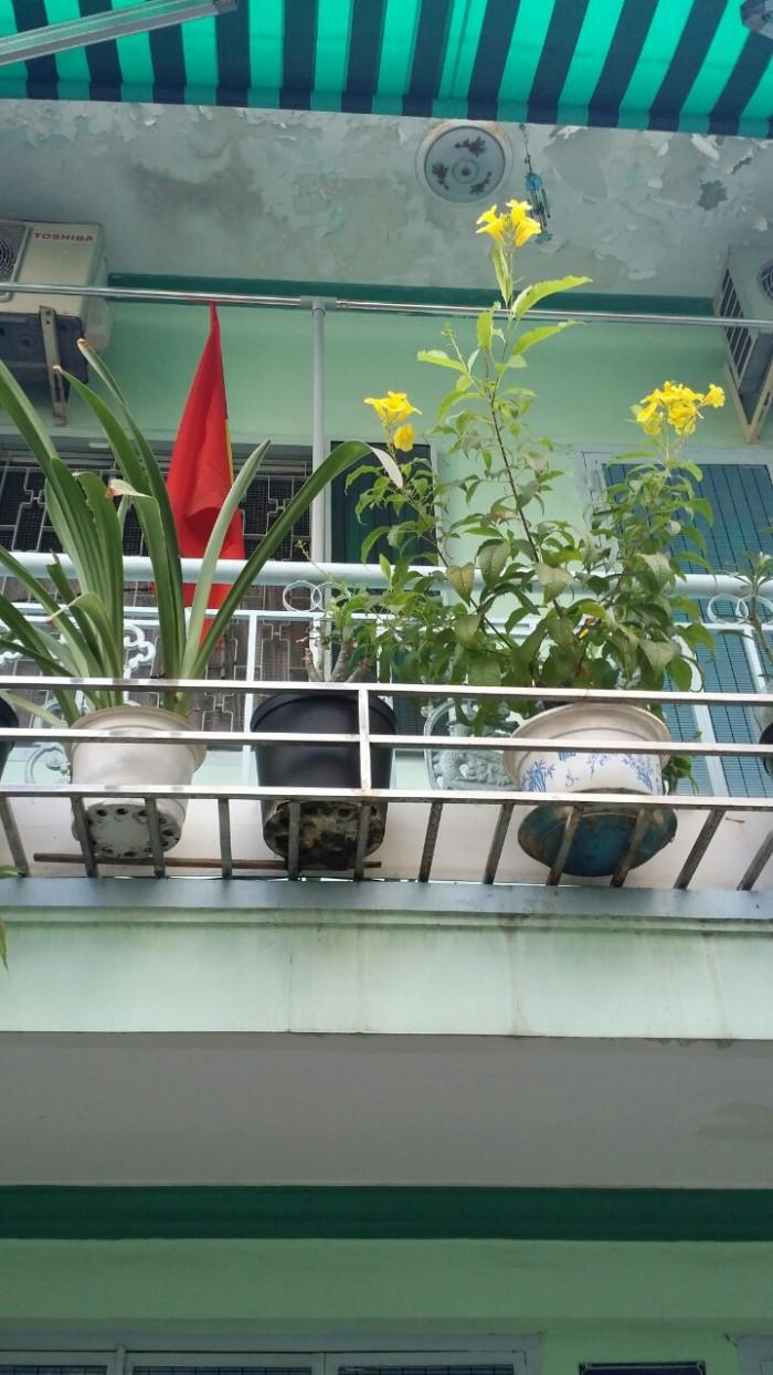 Nhà hẻm giá HOT đường Trần Văn Ơn , DT 4,2m x 9,6m