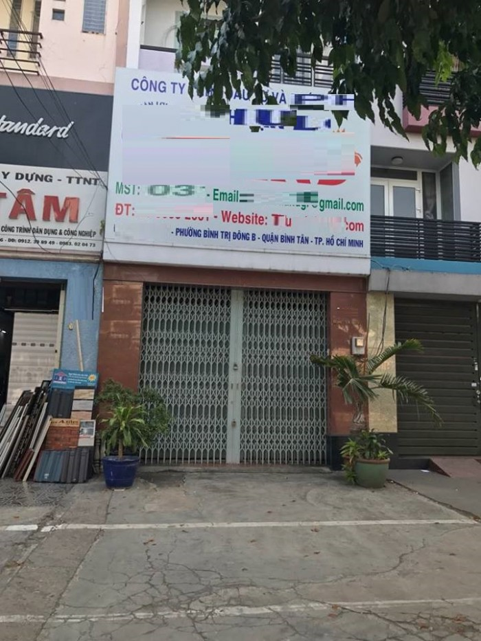 Cho thuê nhà MT Tên Lửa, Bình Trị Đông B, Bình Tân, 3,5 tấm