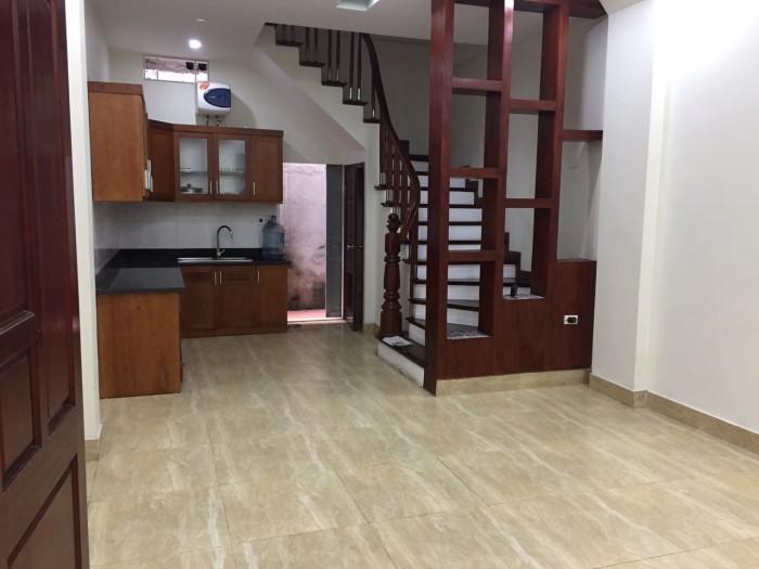 Bán nhà siêu đẹp phố Nguyễn Lân, 43m, 5tầng, 6m