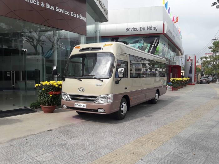 Bán Xe Hyundai County Limousine Long Nhập Khẩu Giá Rẽ  Mẫu Mã Đẹp 5