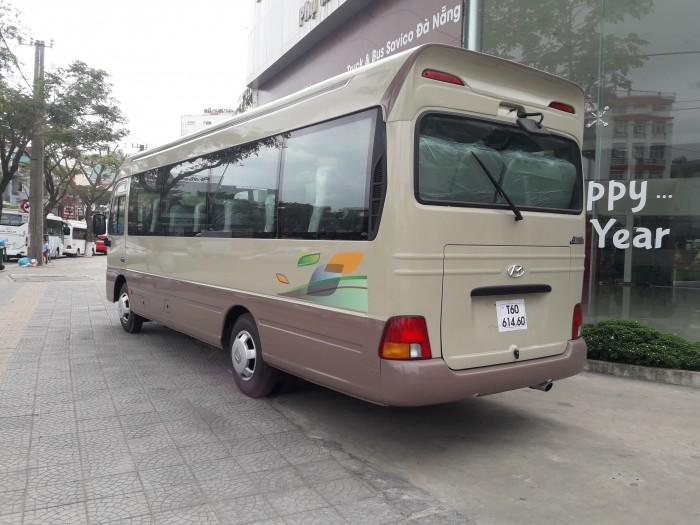 Bán Xe Hyundai County Limousine Long Nhập Khẩu Giá Rẽ  Mẫu Mã Đẹp 3