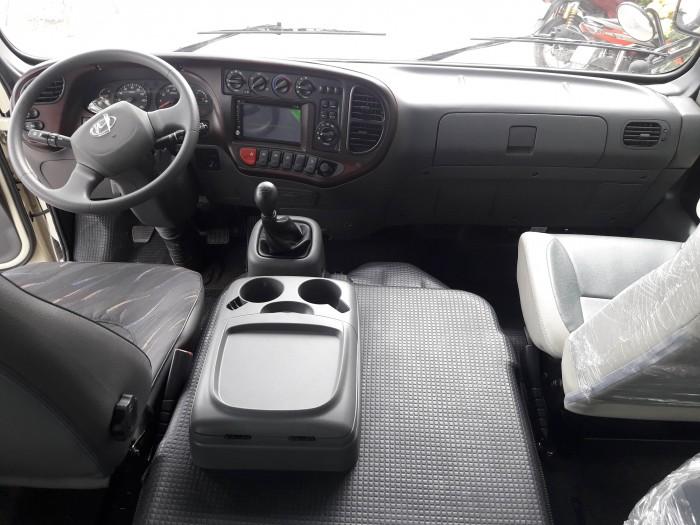 Bán Xe Hyundai County Limousine Long Nhập Khẩu Giá Rẽ  Mẫu Mã Đẹp 2