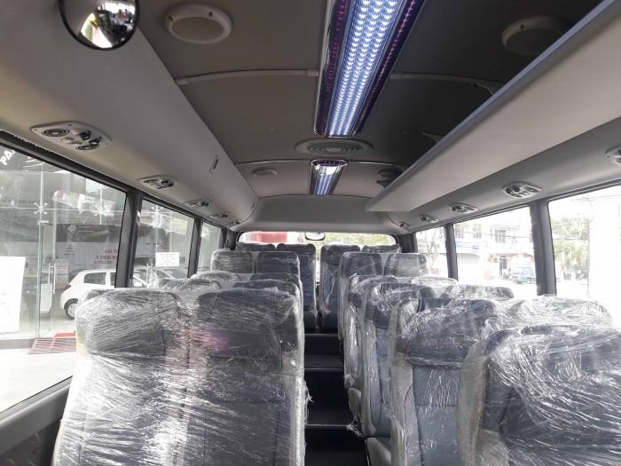 Bán Xe Hyundai County Limousine Long Nhập Khẩu Giá Rẽ  Mẫu Mã Đẹp 1