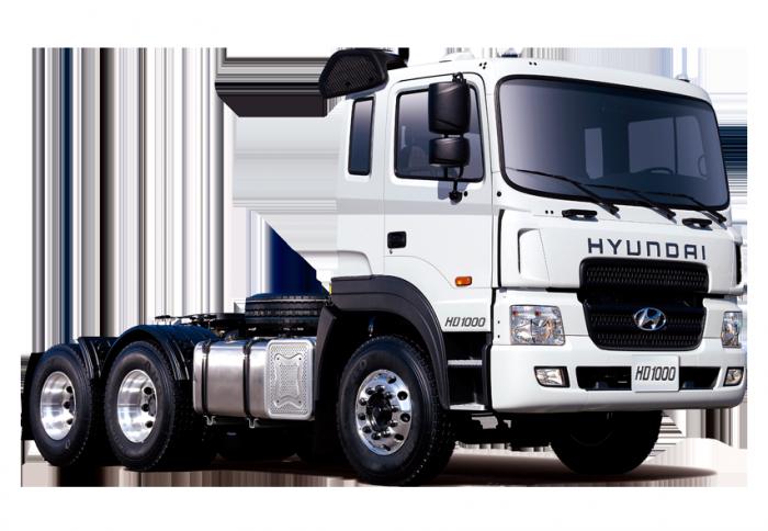 Bán Xe Hyundai Đầu Kéo HD 1000 Nhập Khẩu Nguyên Chiếc Mẫu Mã Đẹp 2