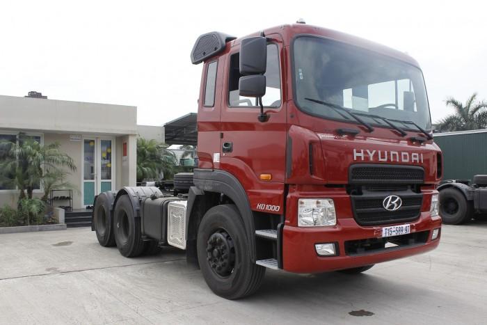 Bán Xe Hyundai Đầu Kéo HD 1000 Nhập Khẩu Nguyên Chiếc Mẫu Mã Đẹp 0