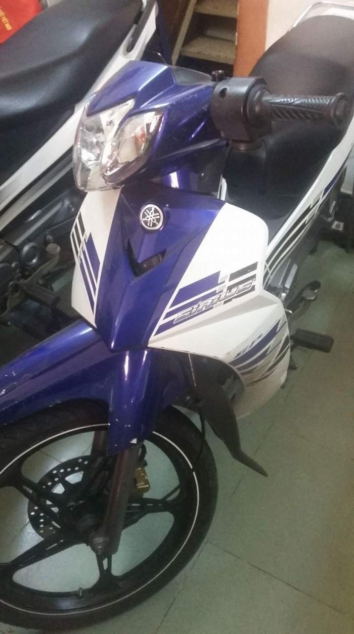 Yamaha Sirius 2015