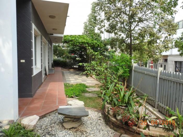 Bán biệt thự khu đô thị Vạn Phúc Hà Đông 185,5m tiện làm nhà hàng, K/san bar cafe, nhà trẻ