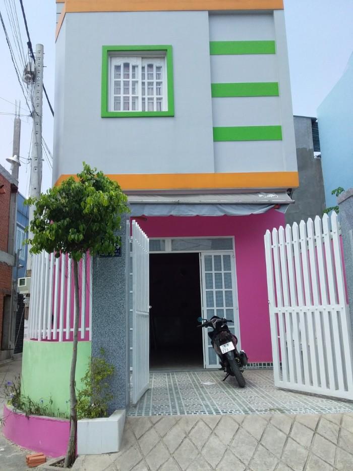 SIÊU RẺ, Nhà 2MT 1T 1L, DT 67m2. Đường rộng 8m, phường Tam Bình, Thủ Đức
