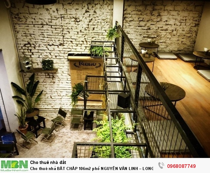 Cho Thuê Nhà Bất Chấp 106m2 Phố Nguyễn Văn Linh – Long Biên