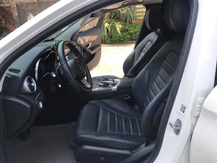 Định cư nước ngoài, cần bán gấp xe Mercedes C250 at ,sx 2016 màu trắng