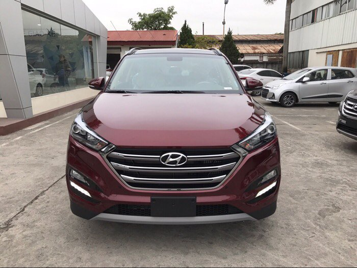 Hyundai Hải Phòng - Hyundai Tucson Full 2018 0