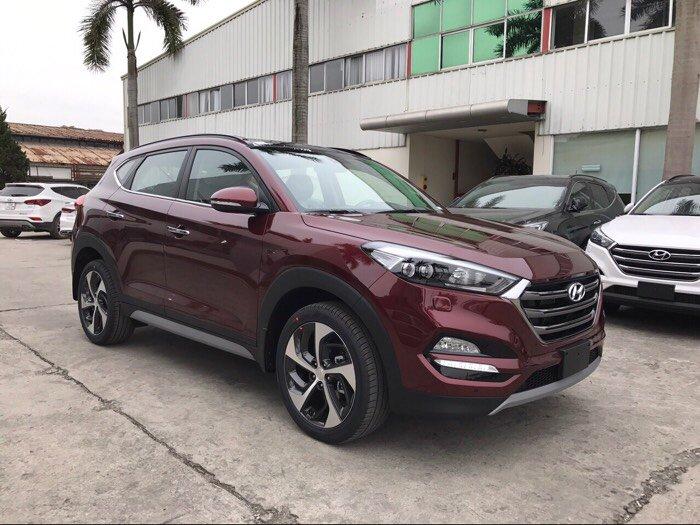 Hyundai Hải Phòng - Hyundai Tucson Full 2018 1