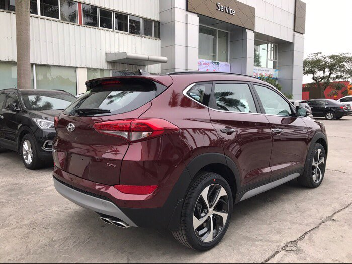 Hyundai Hải Phòng - Hyundai Tucson Full 2018 2