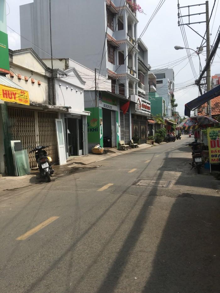 Nhà Đẹp HXH Quang Trung,3.3x8.2m 3 Tầng