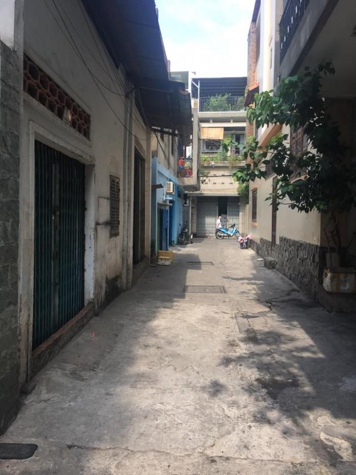 Bán nhà c4 Võ Thành Trang, 107m2, p11 TB 7.2 tỷ