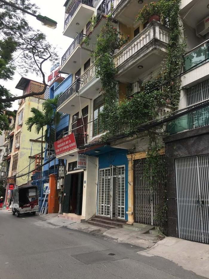 Bán nhà 5 tầng mặt tiền Mai Anh Tuấn
