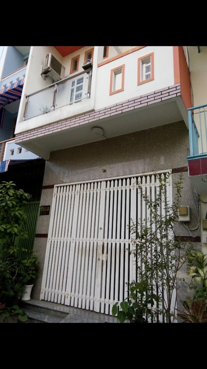 Chính chủ bán nhà Hẻm Lê Văn Phan, Phường Phú Thọ Hòa.