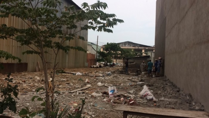 Cần bán đất nền 2 MT hẻm đường nhựa 5m Hương Lộ 2,Bình Tân.