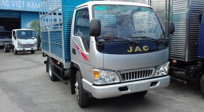 Xe tải JAC 1,49 tấn giá ưu đãi tháng 5