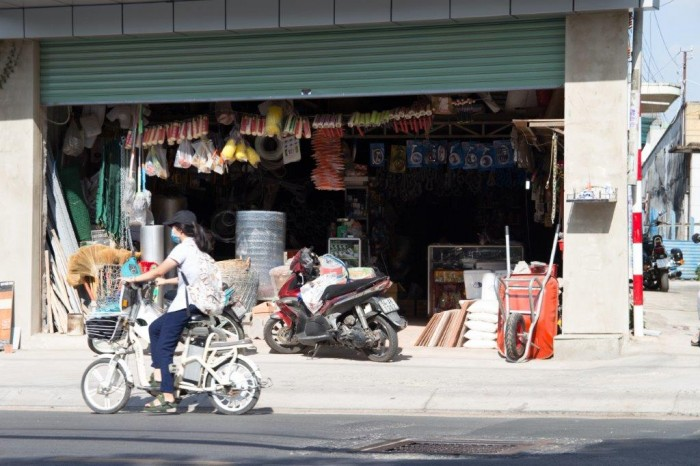 Nhà ĐẸP 2 MTKD số 759 đường kha vạn cân 201 m2 đất